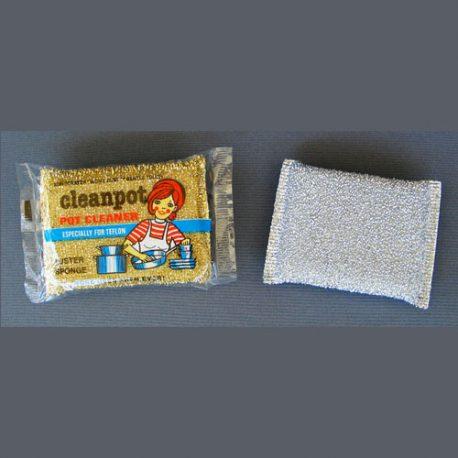 CLEAN POT NON SCRATCH SCOURER SPONGE - Product Code 8700
