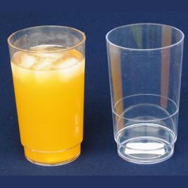 CLEAR TUMBLER - Product Code 5518
