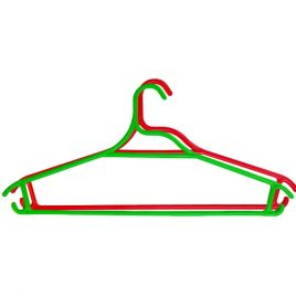 CLOTHES HANGERS - BULK - ASSORTED COLOURS AVAILABLE (1)