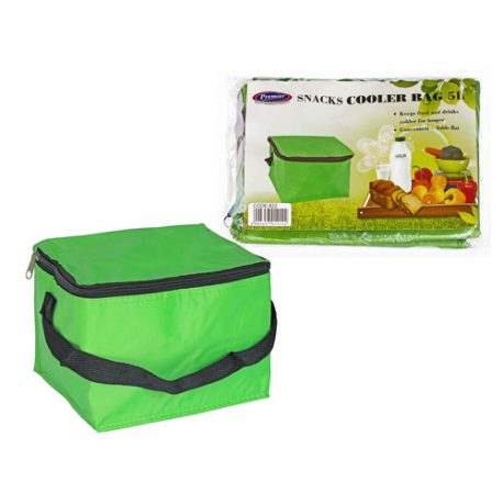COOLER BAG - SNACK TIME - 5 Litres - Product Code 622