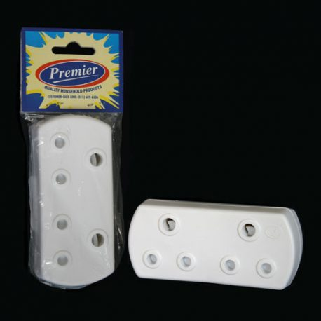 DOUBLE ADAPTOR - 3 PIN - Product Code 354