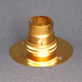 ELECTRICAL BRASS BATTON HOLDER - PRODUCT CODE 365