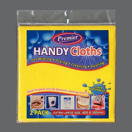 HANDY CLOTHS - 2 PACK - Product Code 599-S