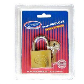 PADLOCKS - BRASS - asorted sizes