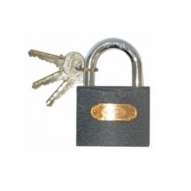 PADLOCKS - IRON - asorted sizes