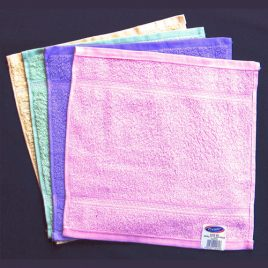 PLAIN FACE CLOTH quality (30 X 30 cm) - Product Code 966