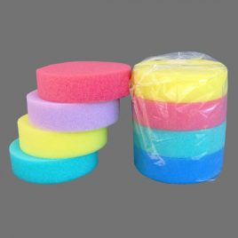 ROUND SPONGES - 4 PACK - Product Code 102