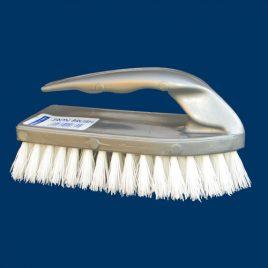 Premier Houseware SCRUBBING BRUSH - IRON SHAPE Product Code 4524