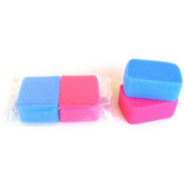 Small oval sponges - 2 pack - Product Code 106