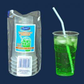 Transparent Tumblers 300 ml - BULK or 6 Pack